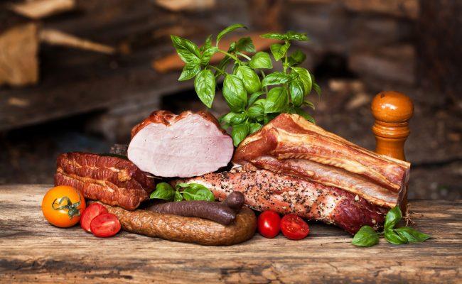 Mėsa, žuvys ir kulinarija